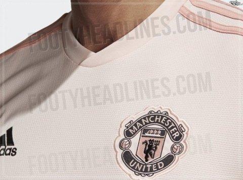 fotos la nueva camiseta de manchester united es rosada cooperativa cl la nueva camiseta de manchester united